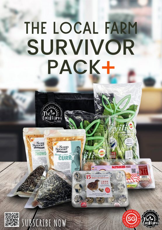 This is the TLF Survivor Pack+
